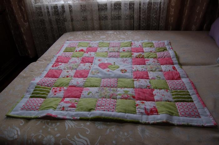 Сшить одеяло своими руками фото