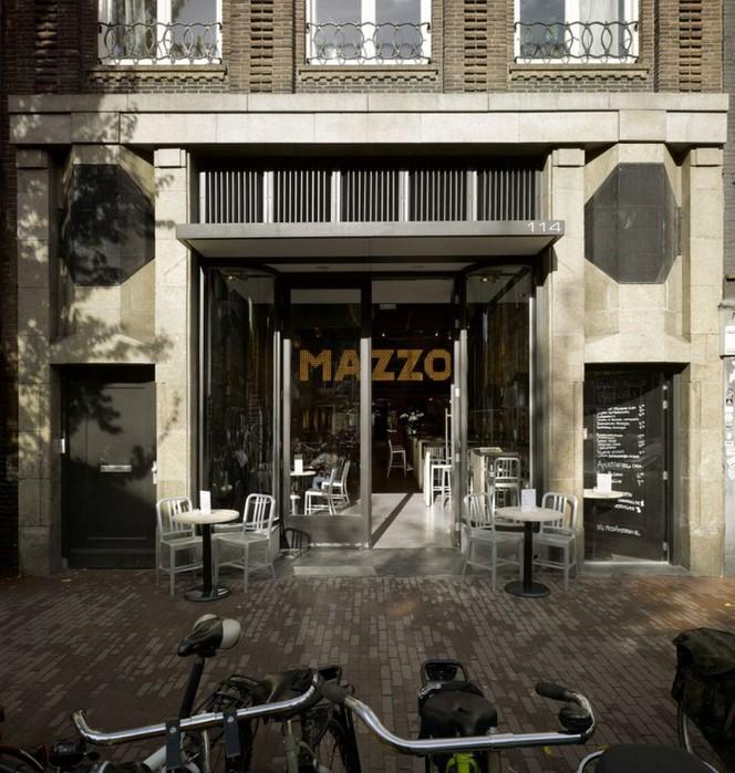 Интерьер итальянского ресторана Mazzo 12 (664x700, 133Kb)
