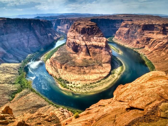 Гранд-Каньон / Удивительные пейзажи нашей планеты.  Часть 1.