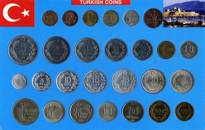 Фото турецких монет 10 коп 1905 года цена