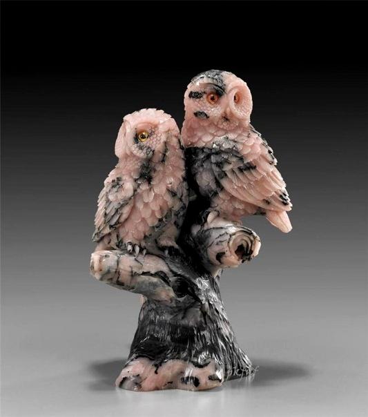 Каменные птицы. (533x604, 85Kb)