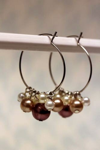 К сожалению, это плохо применимо к украшениям.  Но, мы вам представим мастер-класс, как сделать сережки с...