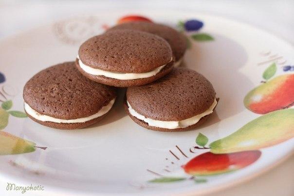 Шоколадные пирожные (604x404, 38Kb)