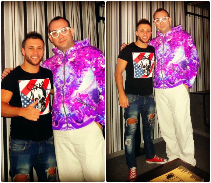 DJ Demid Rezin & Sergey Oblomov @ Club KIT (Russia, Samara) (693x600, 415Kb)