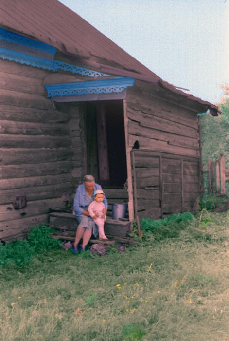 Красновидово, июль 1989