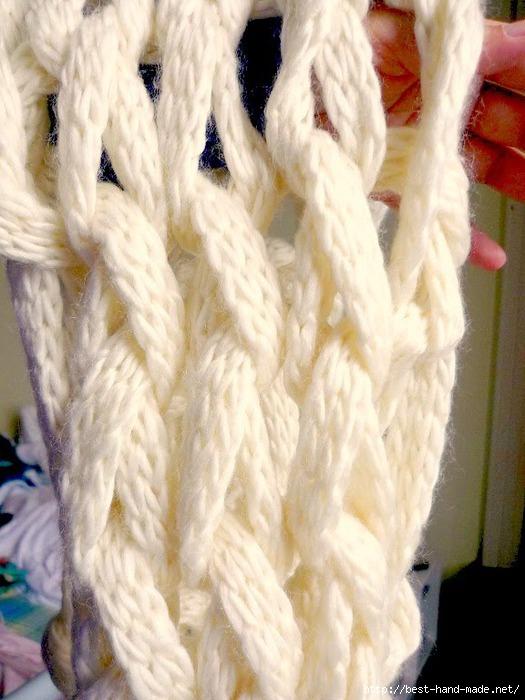 Видеоролики вязание спицами