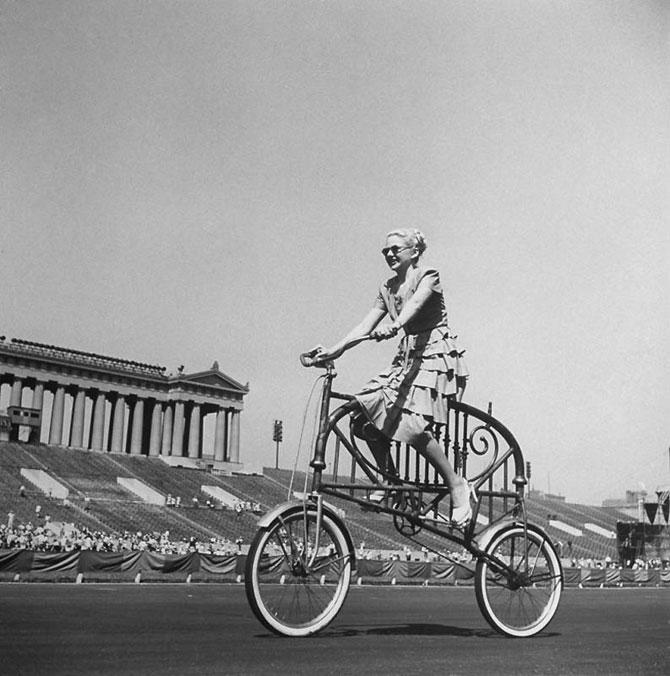 смешные велосипеды ретро-фотографии 8 (670x676, 80Kb)