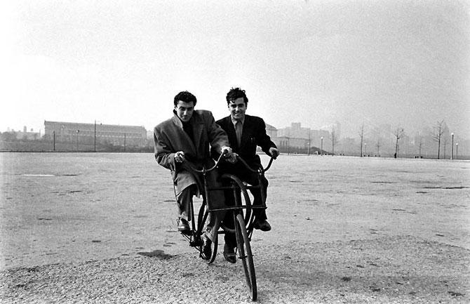 смешные велосипеды ретро-фотографии 10 (670x433, 66Kb)