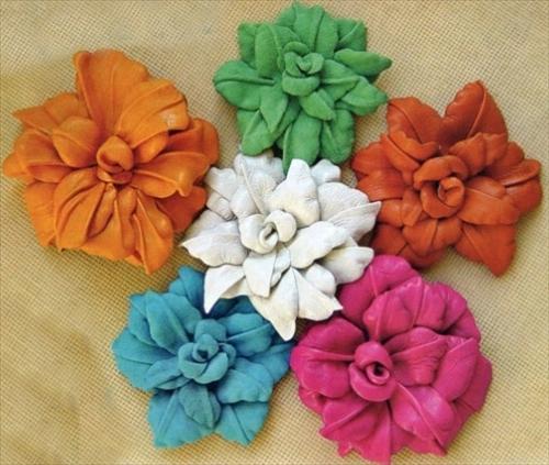 Цветы из кожи (500x423, 175Kb)