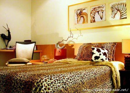 Если вас манят экзотические яркие краски и первобытная простота Африки, спальня в африканском стиле станет для вас...