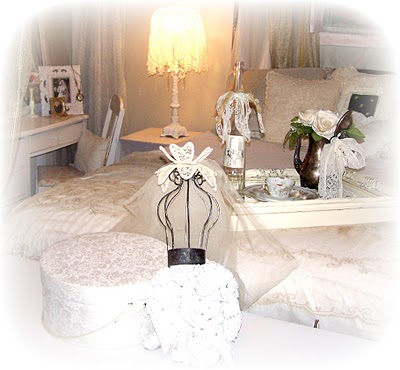 shabby chic bedroom 11 (400x370, 35Kb)