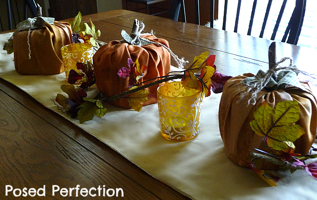 Fall dining casual centerpiece (636x402, 307Kb)