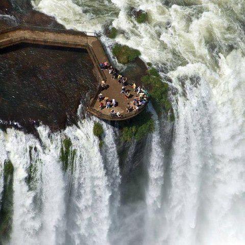 Водопад Игуасу. Бразилия (480x480, 55Kb)