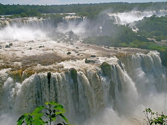Водопады Игуасу (640x480, 113Kb)