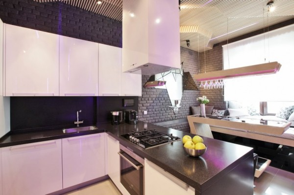Modern kitchens and bathrooms