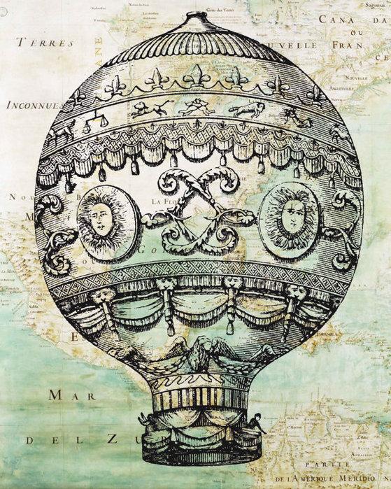 Рисунки на географических картах. 92752579_il_570xN283751330