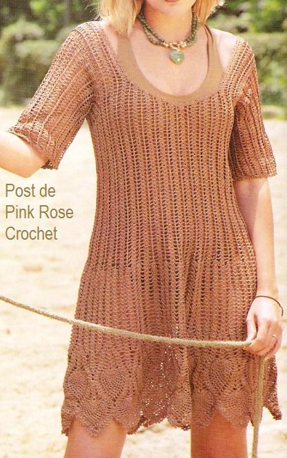 Vestido de Croche .. PRose Crochet (416x663, 68Kb)