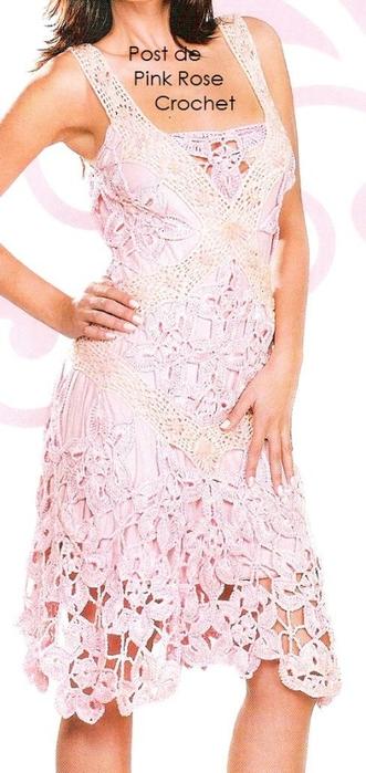 Vestido de Croche1 - PRose Crochet (331x700, 174Kb)
