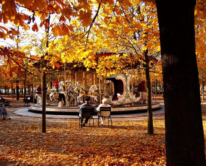 парижская осень 2