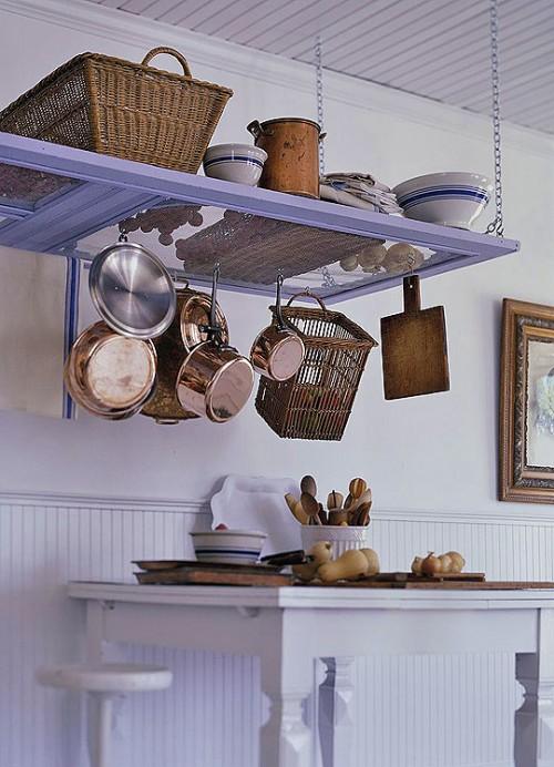 Hanging Pot Racks  Hayneedle