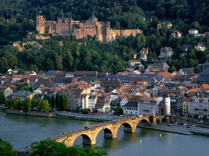 Heidelberg, Germany (700x525, 358Kb)