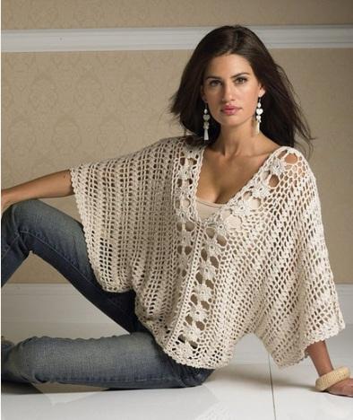 Данный пуловер очень хорошо