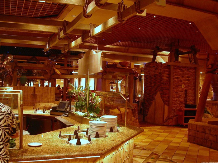 Отель Luxor hotel и Casino, Las Vegas - Пожить в пирамиде. 21753