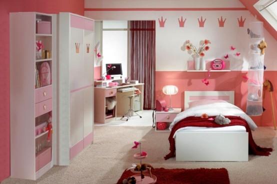 13 Cool Teenage Girls Bedroom Ideas DigsDigs.