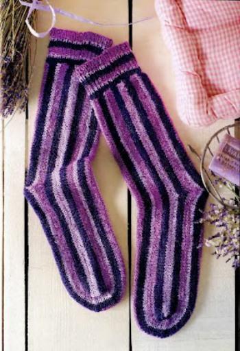 Вязание пинеток и носков Вязание спицами и крючком для всей семьи, ... круговые спицы 2.5.  В работе используются и...