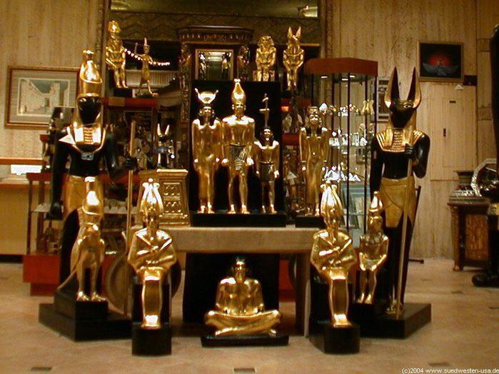 Отель Luxor hotel и Casino, Las Vegas - Пожить в пирамиде. 92291
