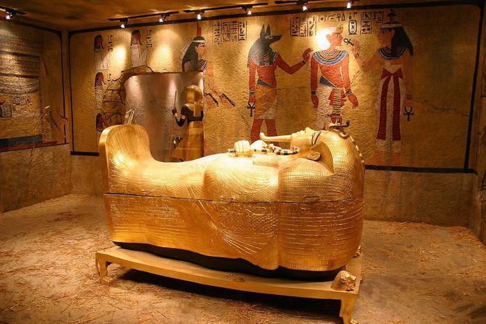 Отель Luxor hotel и Casino, Las Vegas - Пожить в пирамиде. 53718
