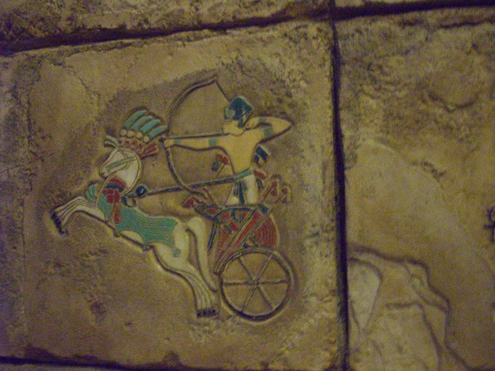 Отель Luxor hotel и Casino, Las Vegas - Пожить в пирамиде. 78973