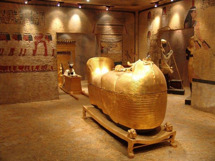 Отель Luxor hotel и Casino, Las Vegas - Пожить в пирамиде. 70531