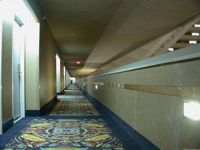 Отель Luxor hotel и Casino, Las Vegas - Пожить в пирамиде. 26933