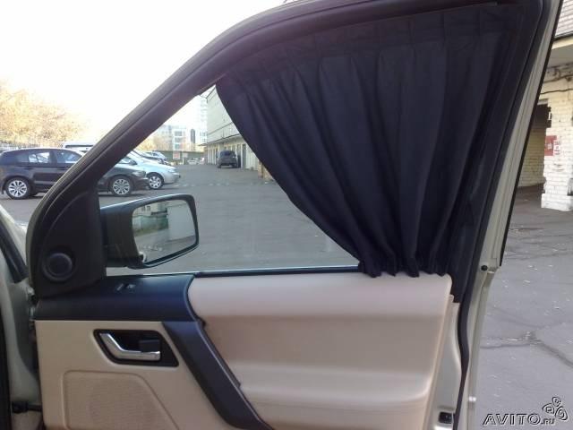 Фото шторки для авто своими руками