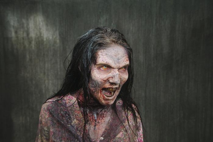 ходячие мертвецы фото зомби 7 (700x466, 85Kb)