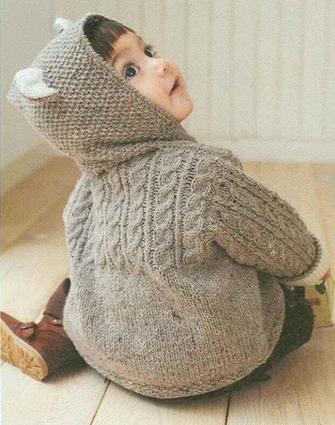 Курточка с капюшоном вязаная спицами для малышей/4683827_20120929_105332 (335x425, 140Kb)