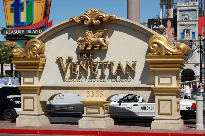 Отель венеция в лас вегасе - завораживающая роскошь. 28342
