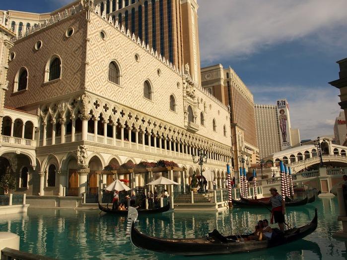 Отель венеция в лас вегасе - завораживающая роскошь. 74266