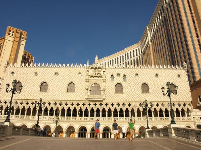 Отель венеция в лас вегасе - завораживающая роскошь. 78070