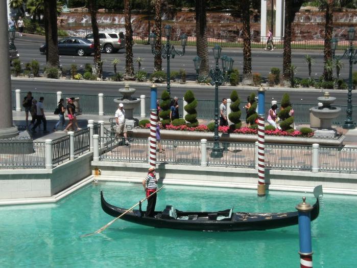 Отель венеция в лас вегасе - завораживающая роскошь. 96146