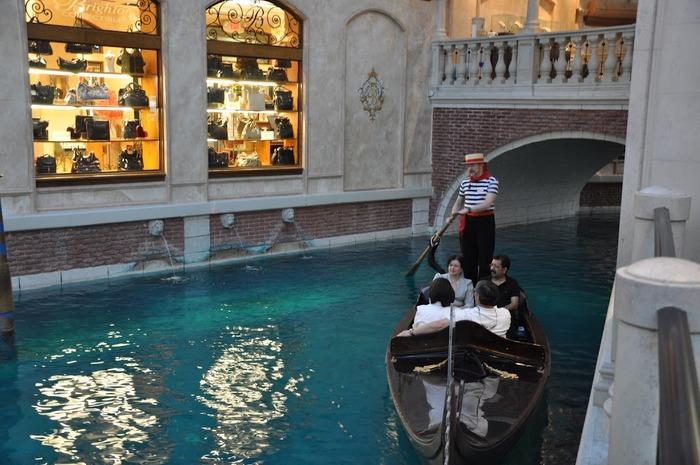 Отель венеция в лас вегасе - завораживающая роскошь. 54058