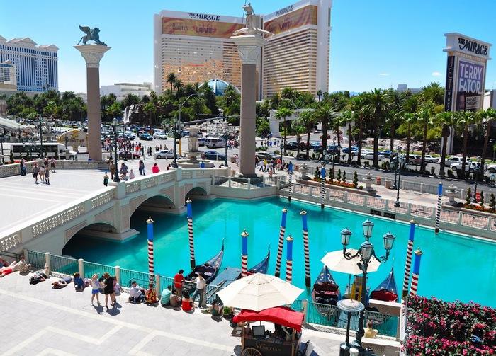 Отель венеция в лас вегасе - завораживающая роскошь. 67205