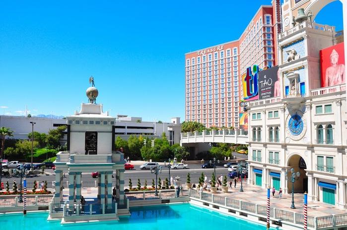 Отель венеция в лас вегасе - завораживающая роскошь. 83142