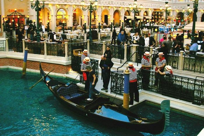 Отель венеция в лас вегасе - завораживающая роскошь. 64849