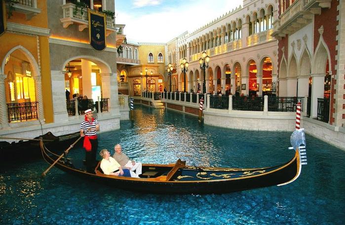 Отель венеция в лас вегасе - завораживающая роскошь. 47473