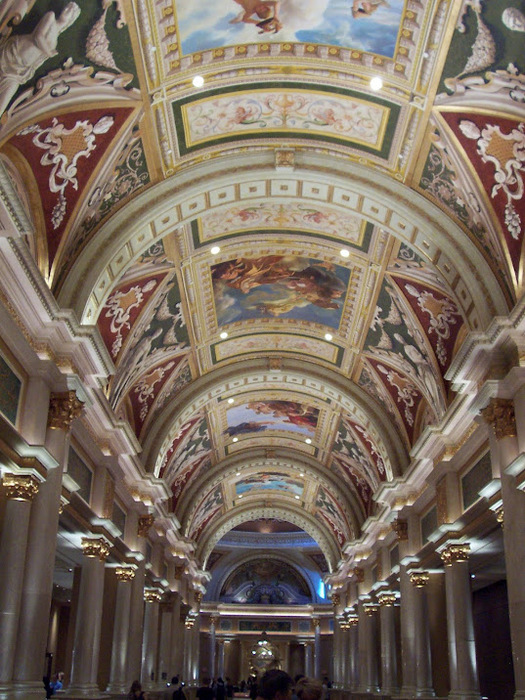 Отель венеция в лас вегасе - завораживающая роскошь. 30860