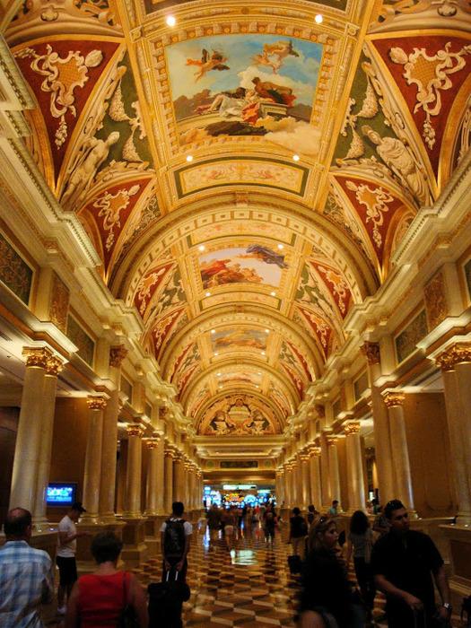 Отель венеция в лас вегасе - завораживающая роскошь. 33143