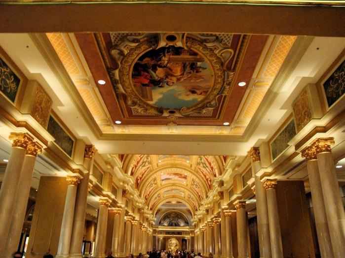 Отель венеция в лас вегасе - завораживающая роскошь. 26893