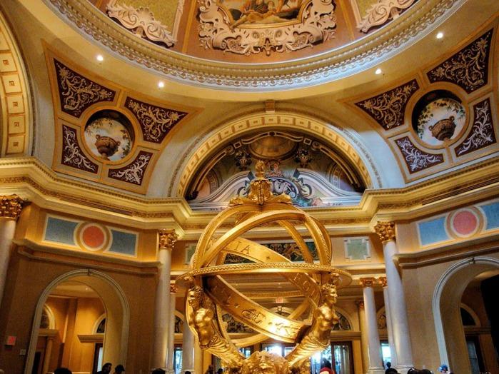 Отель венеция в лас вегасе - завораживающая роскошь. 12210